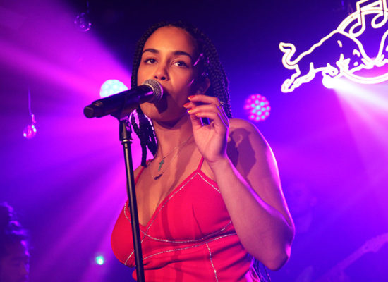 Jorja Smith at Omeara